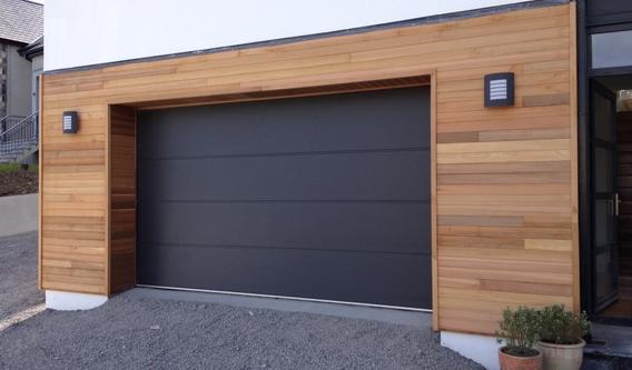 Sectional Garage Doors & Garage Doors Kilkenny Wexford Waterford Tipperary - Doherty u0026 Bolger