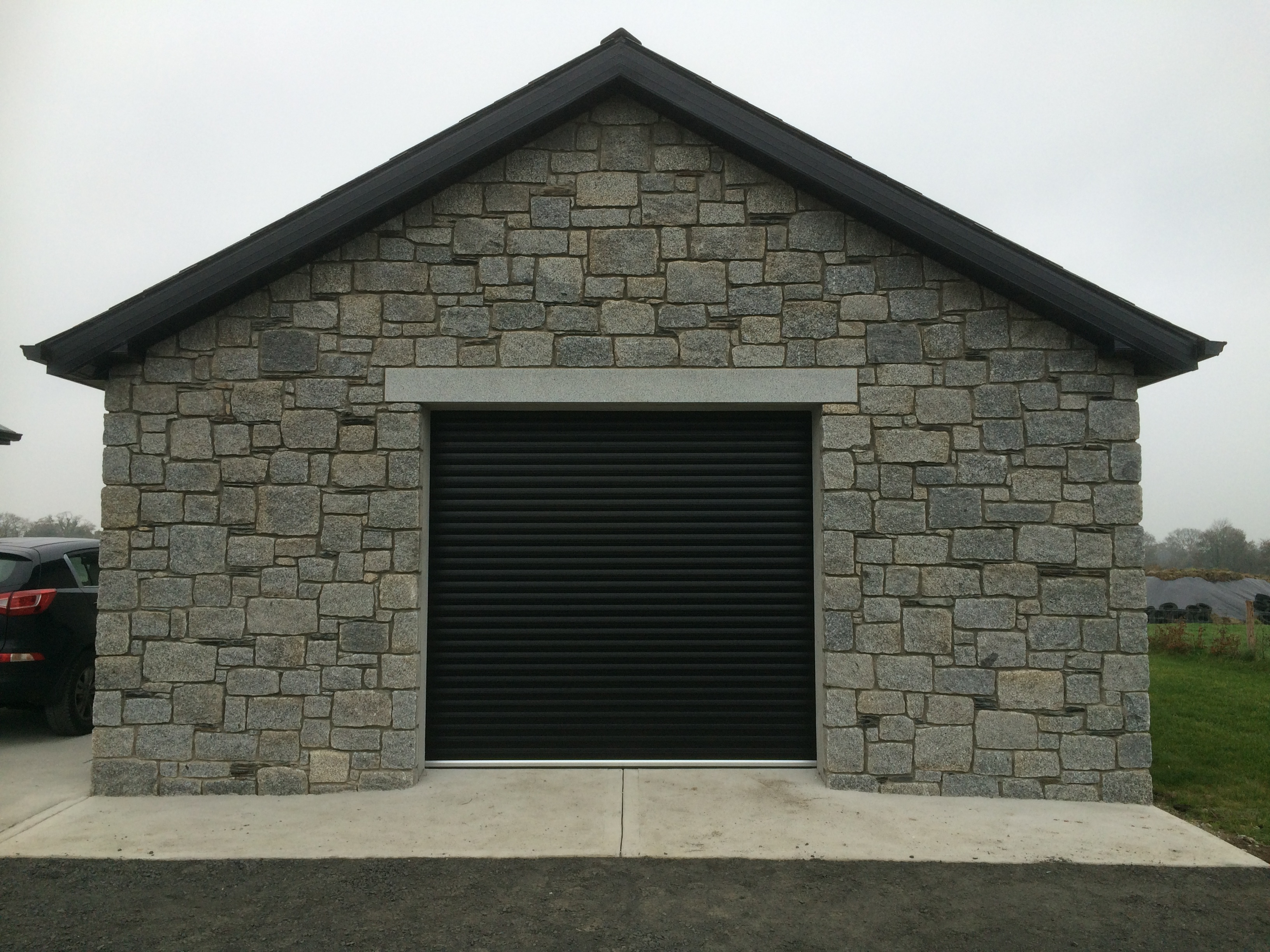 Insulated Roller Garage Doors Doherty Bolger