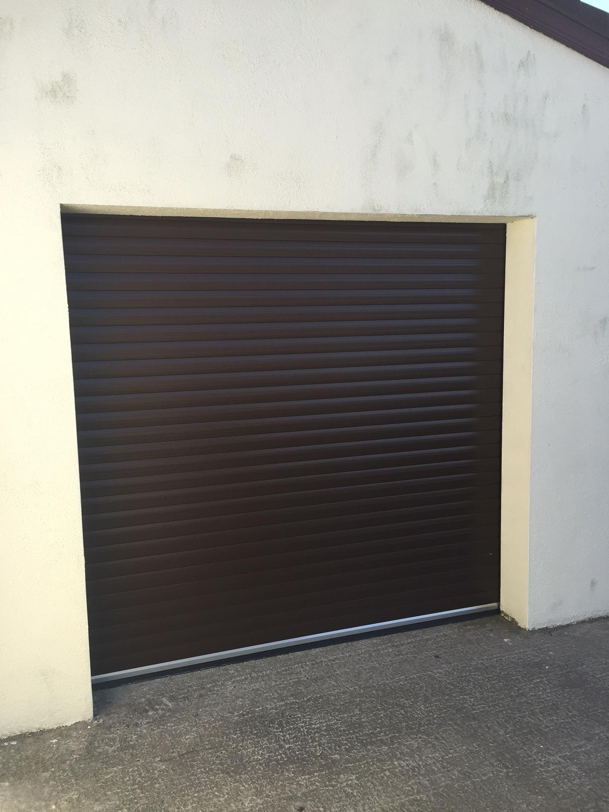 Insulated Roller Garage Doors Doherty Bolger
